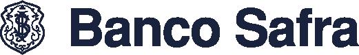 descrição da imagem: logotipo do Banco Safra