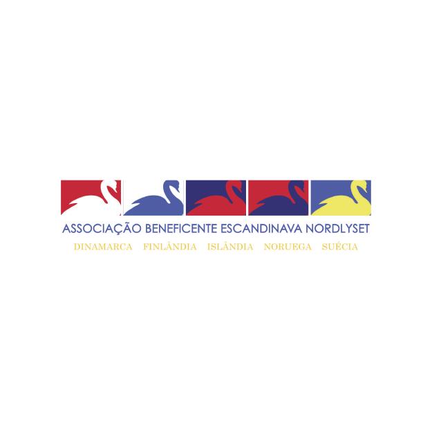 Logotipo Associação Beneficiente Escandinava