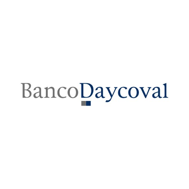 Descrição da imagem: logo do Banco Daycoval
