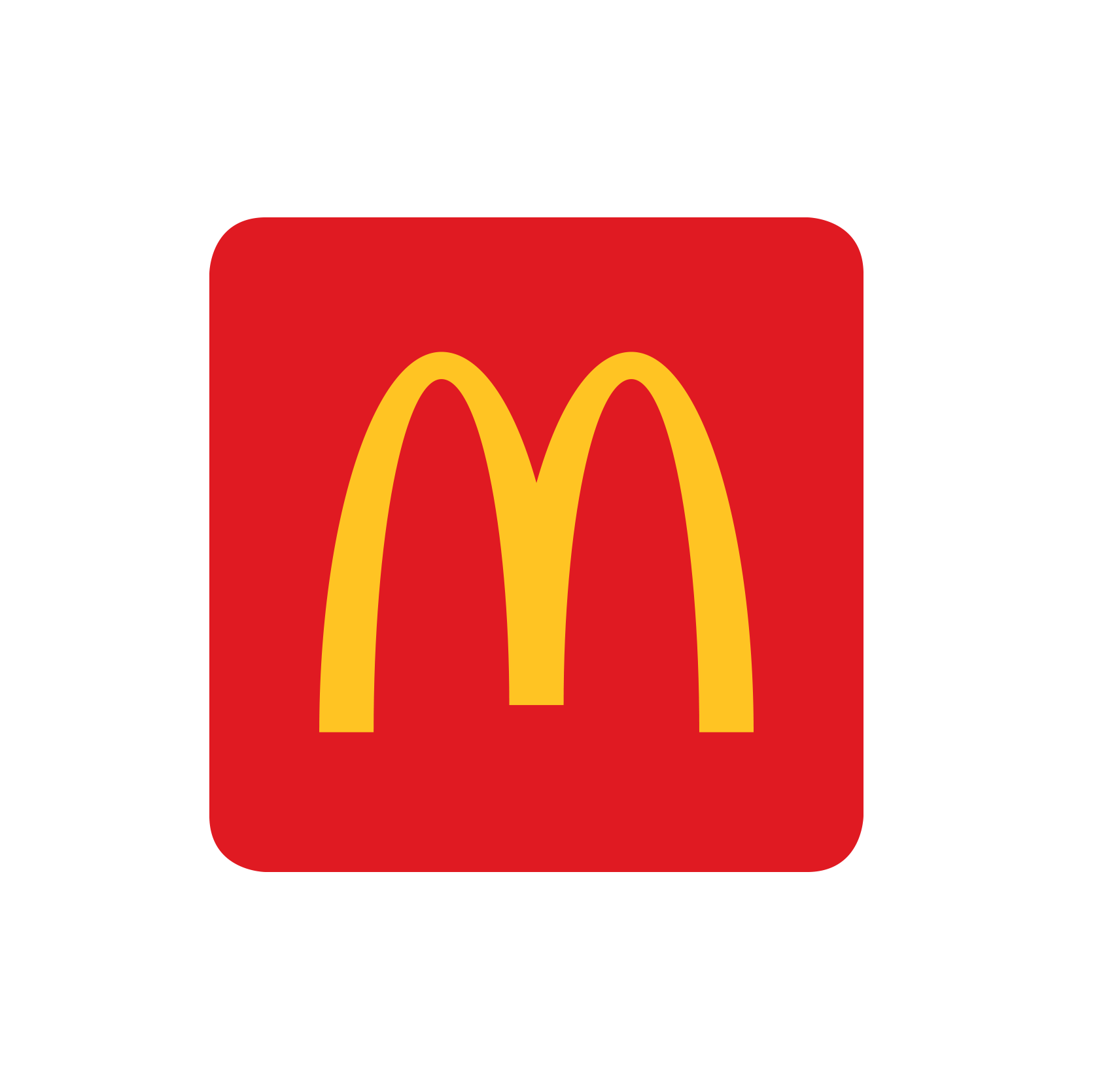 Logomarca: Mc Donalds