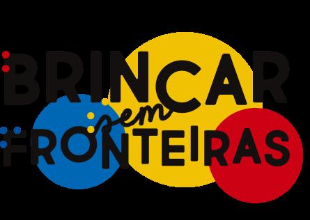 Descrição da imagem: Logotipo Brincar sem fronteiras