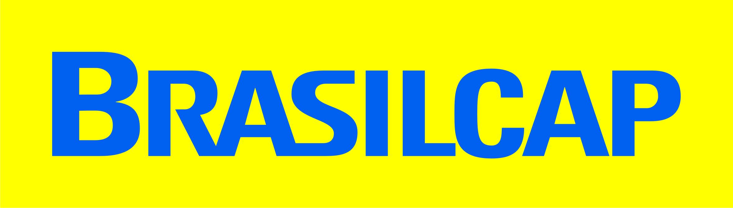 Descrição da imagem: logotipo da Brasilcap