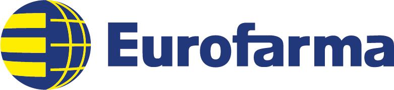 Descrição da imagem: logotipo da Eurofarma