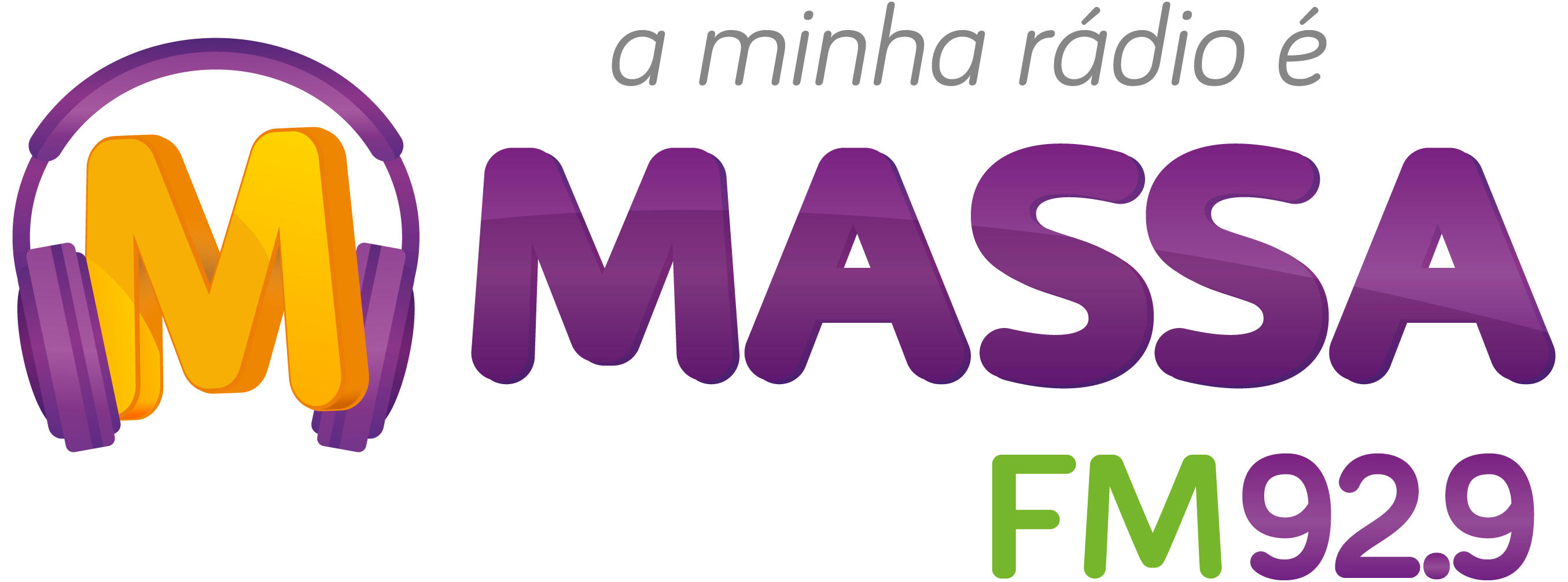 logotipo da Radio Massa
