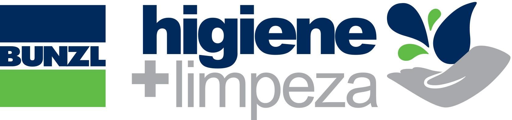 Descrição da imagem: logotipo da Bunzl