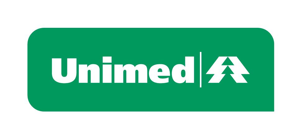 Descrição da imagem: logotipo da Unimed