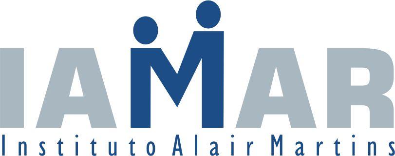 Descrição da imagem: logotipo do Instituto Alair Martins