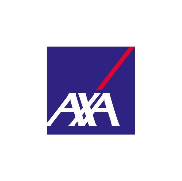 descrição da imagem: logotipo da Axa
